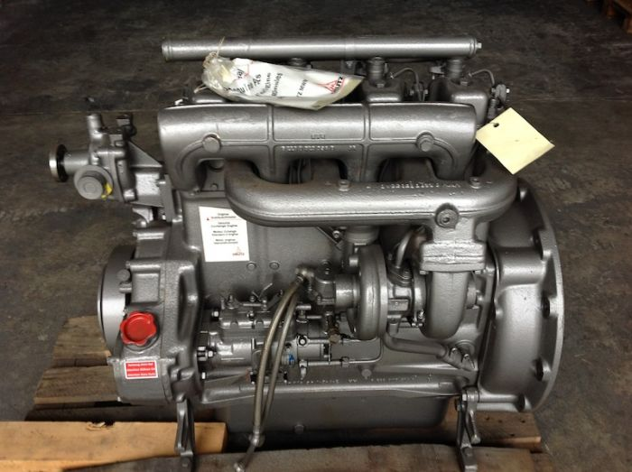 Ankauf von Deutz und MWM Motoren