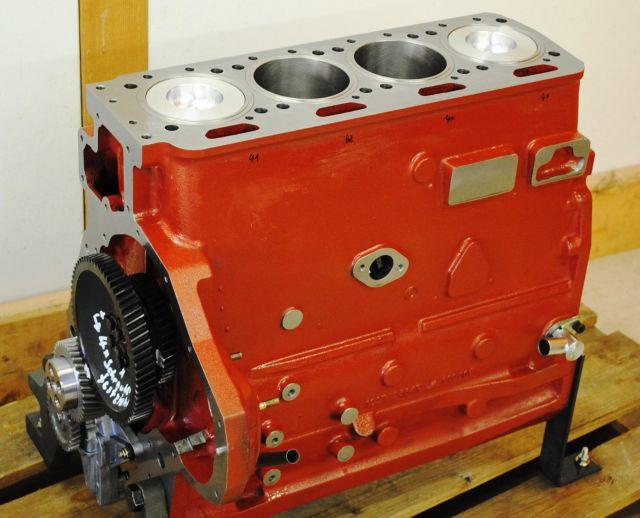 Serie 226B-Motoren