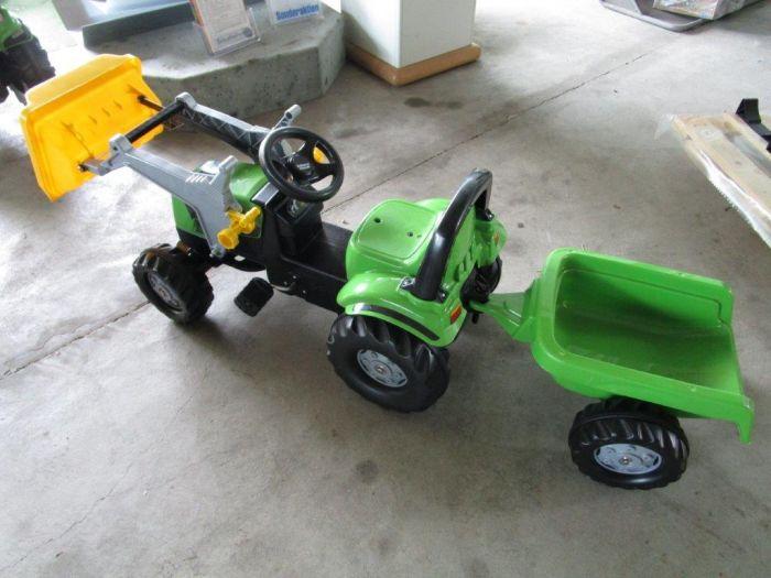 Früh übt sich - Spielzeugmodelle für die Kleinen