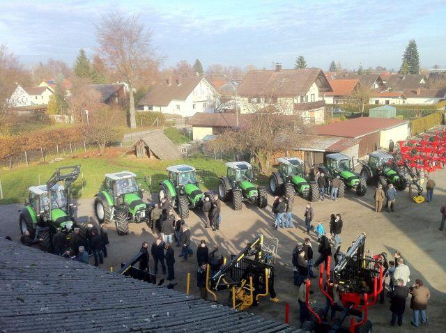 Landtechniktag 2012: