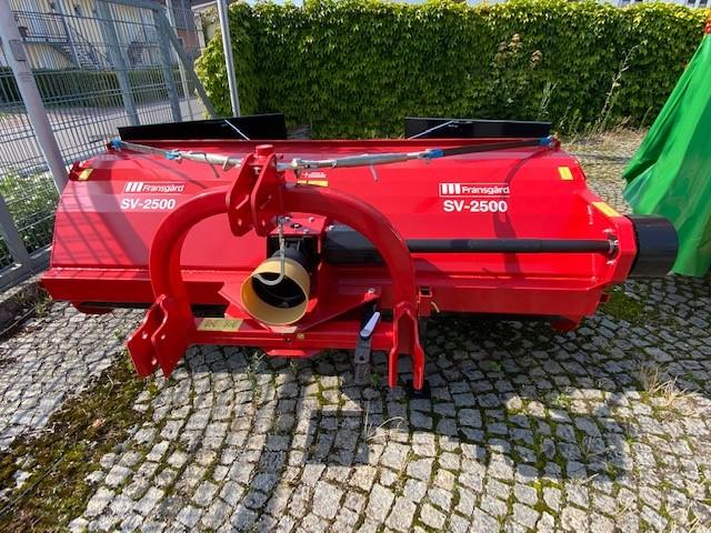 Übergabe Fransgard Schwadwender SV-2500