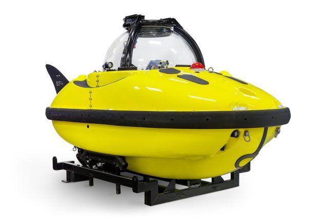 Unser U-Boot: C-Quester 3