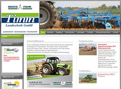 Unsere Webseite ist online