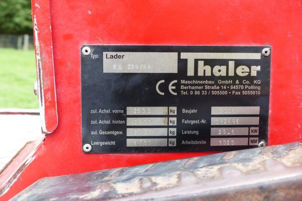 Thaler Hoflader