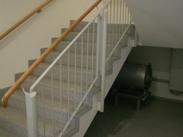 Treppengeländer für Innentreppe