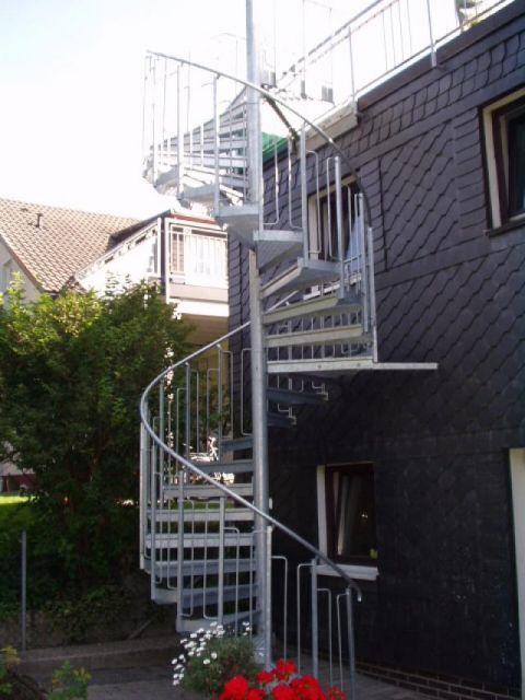 Wendeltreppe