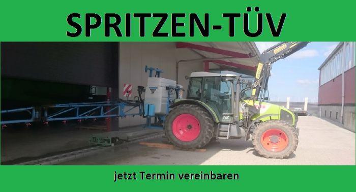 SPRITZEN-TÜV ab sofort!