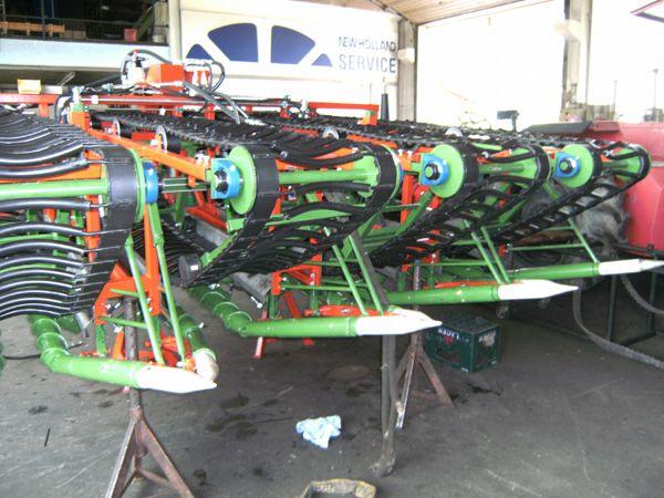 Kohl- und Krautmaschinen