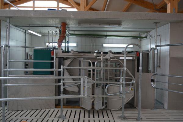 Impressionen unserer Melk- und Kühlanlagen