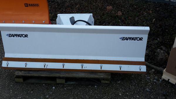 Schneepflug Zappator 1,80m