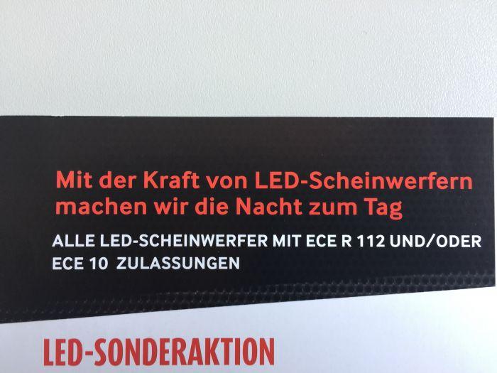MF - LED Sonderaktion
